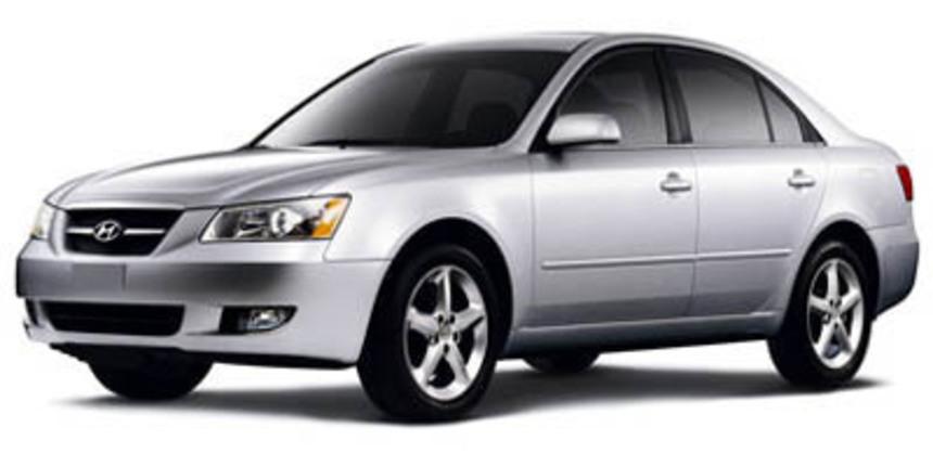 2008 Hyundai Sonata Reviews