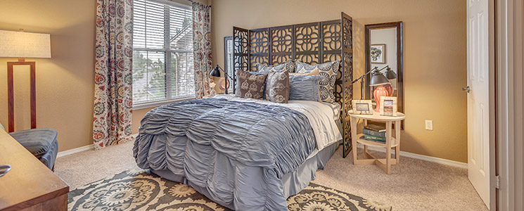 One and two bedroom apartments in Lone Tree, CO