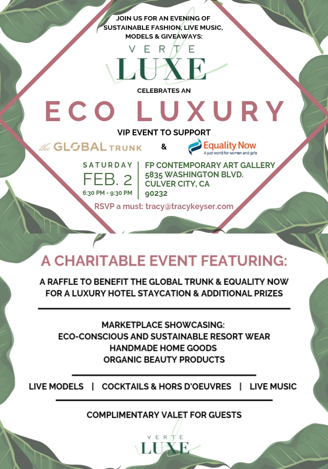 verteluxe-eco-luxe-VIP-event-February-2-2019