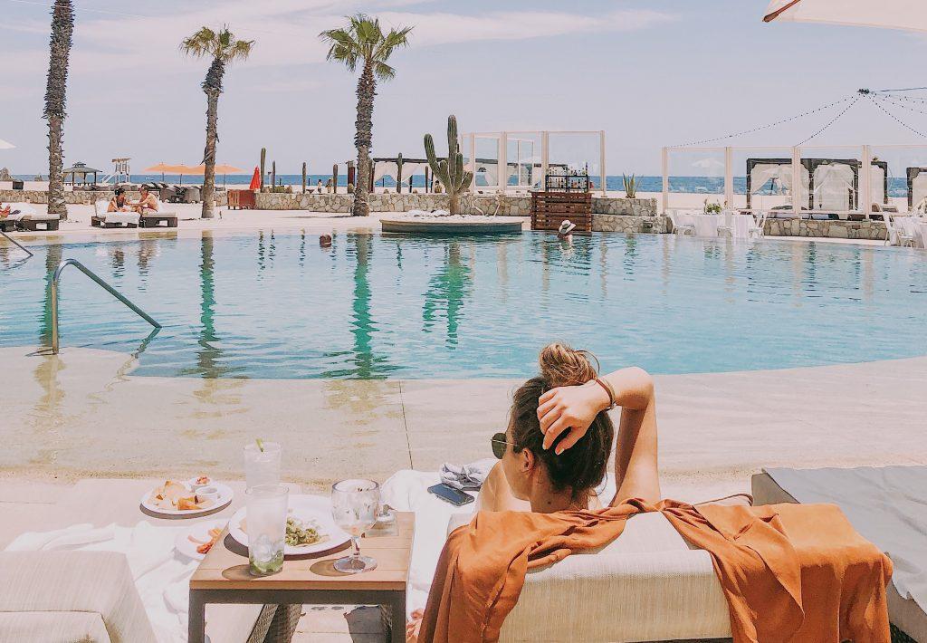 woman-relaxing-at-resort