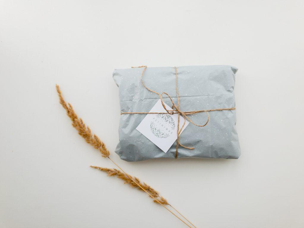 zero waste wrapping
