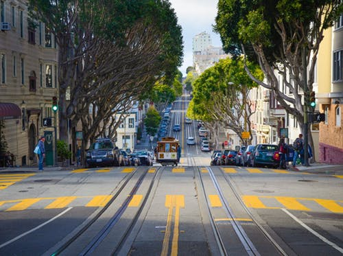 san-francisco-california-green-city-series
