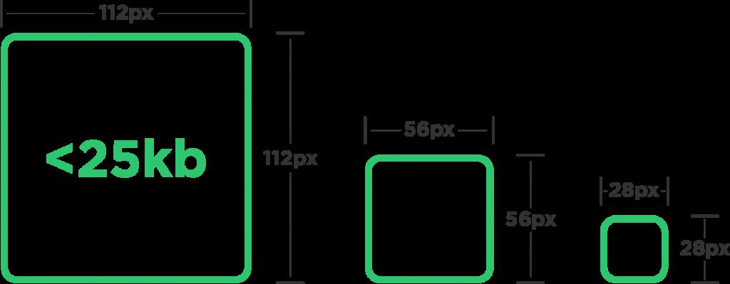 Emotes Size