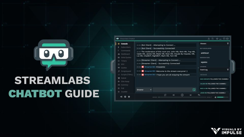 How to Set Up a Streamlabs Chatbot