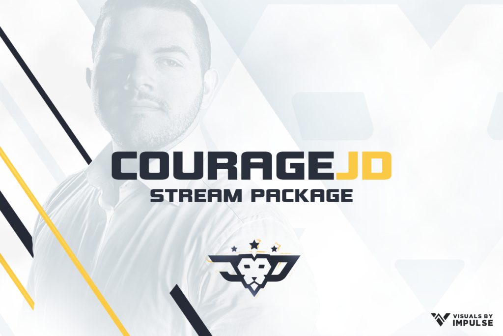 CouRageJD Custom Stream Animation