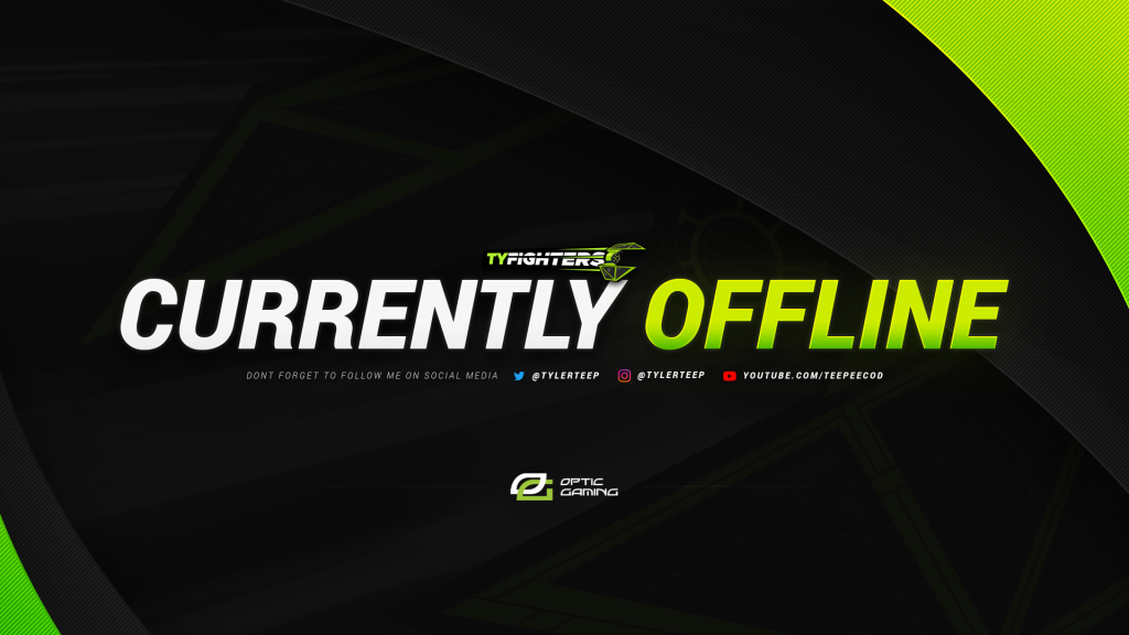 Tyler OpTic TeeP Offline Screen