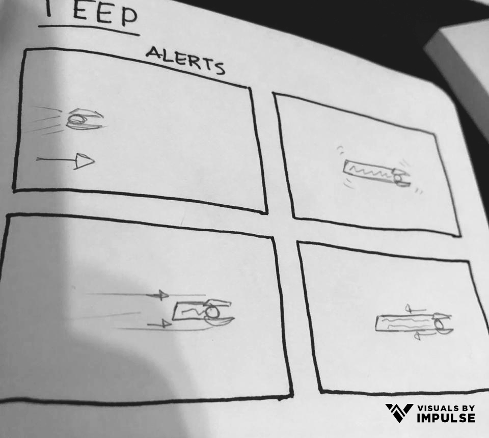 OpTic TeeP Stream Alerts Sketch