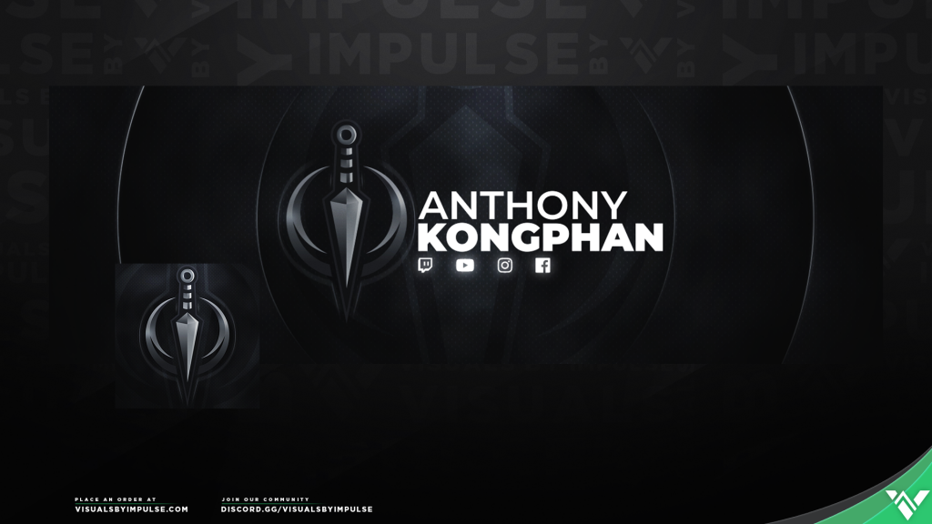Anthony Kongphan Social Media Design