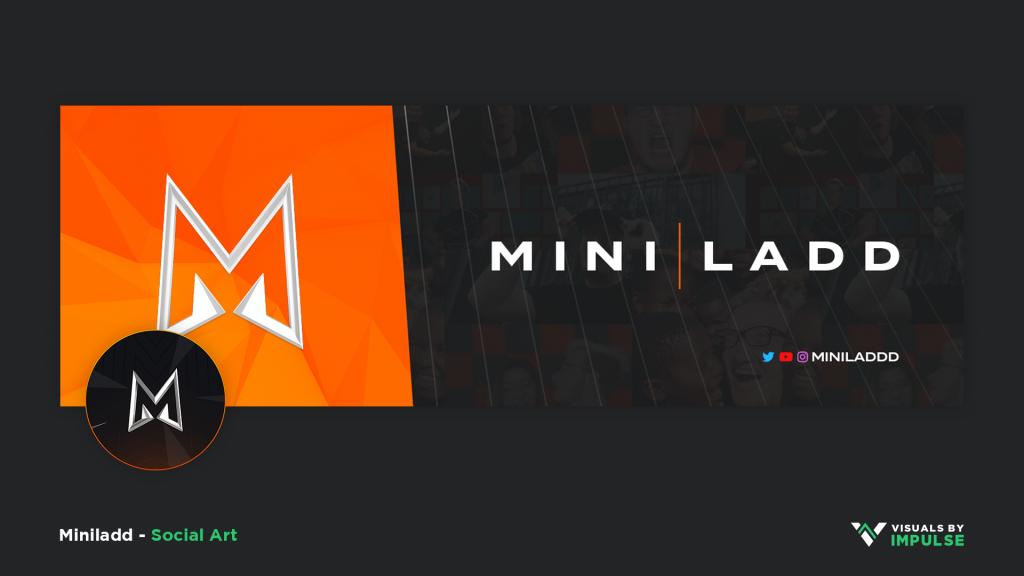 MiniLadd Social Banner