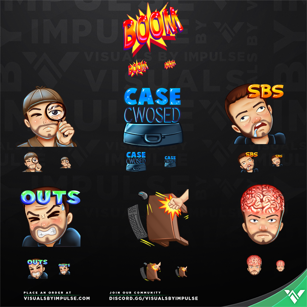 Lord Kebun Emotes Package #3
