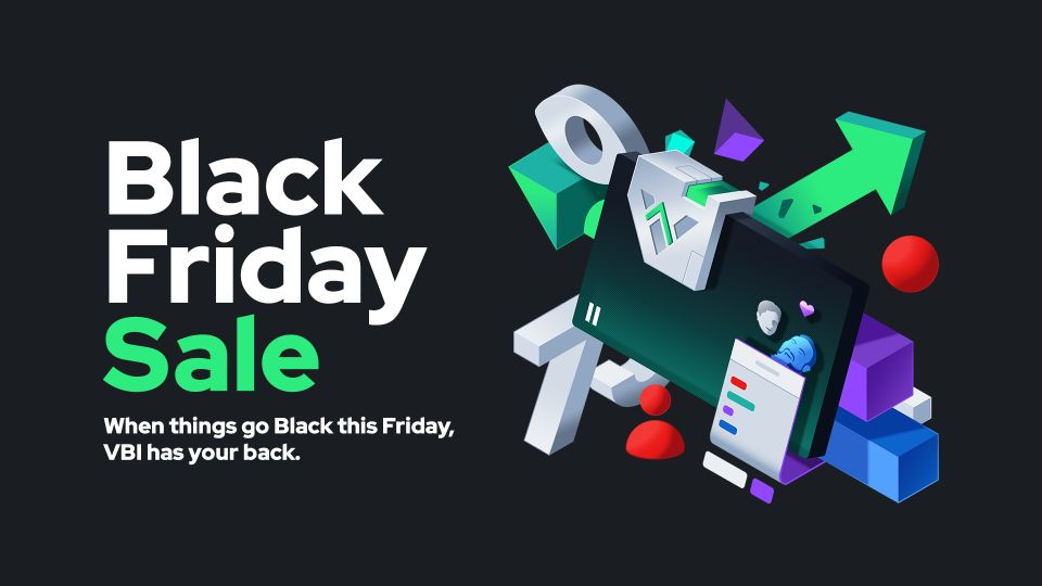 The Black Friday - Cyber Monday Special