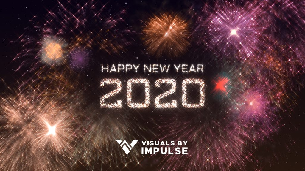 New Years Eve Twitch Overlays (& More)