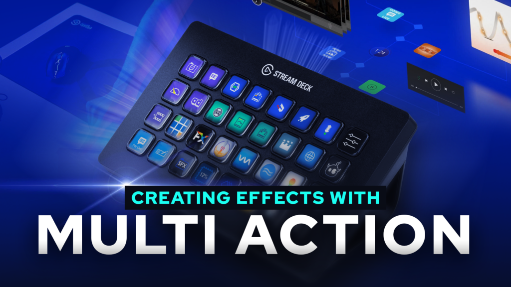Multi Action God Creating Effects