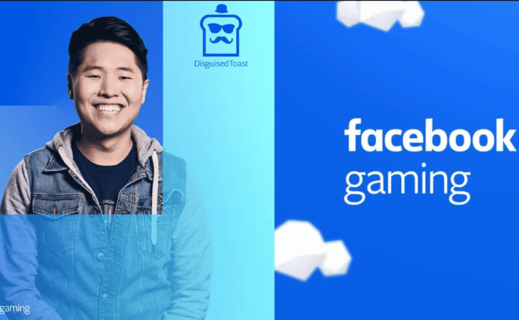 Disguised Toast Streamer Joins Facebook Gaming