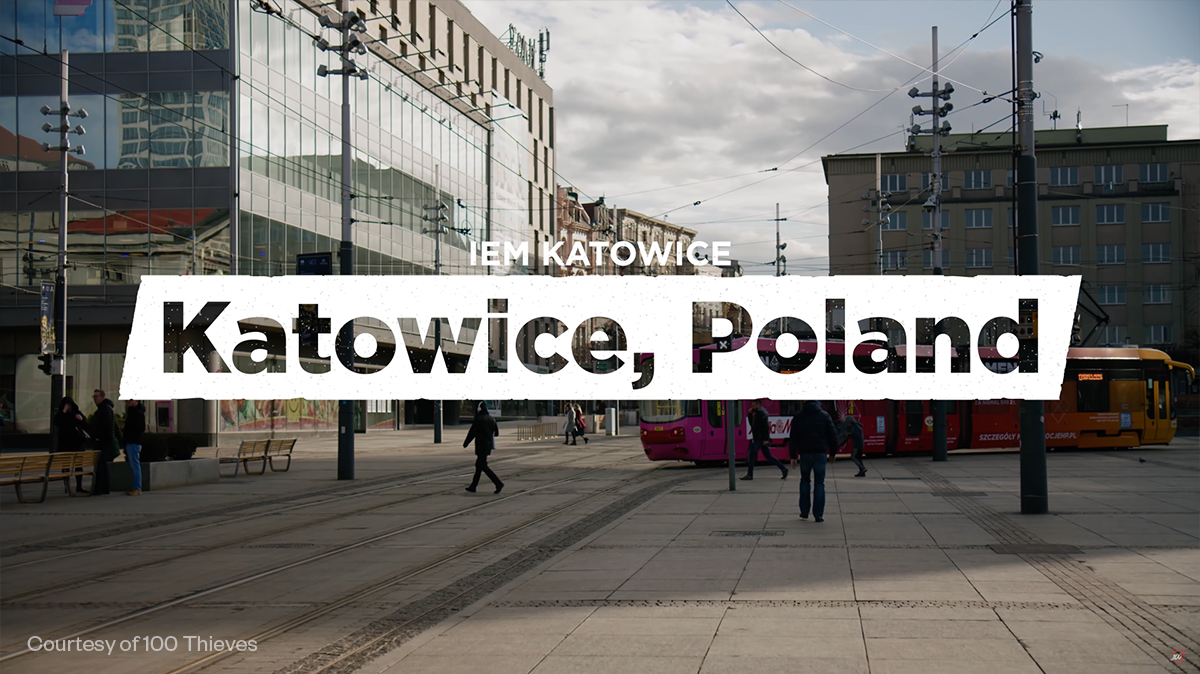 Katowice Poland location title crawl