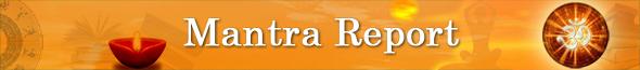 Mantra Report