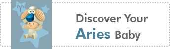Aries Baby Sun Sign