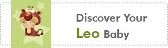 Leo  Baby Sun Sign