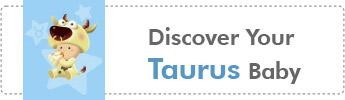 Taurus Baby Sun Sign