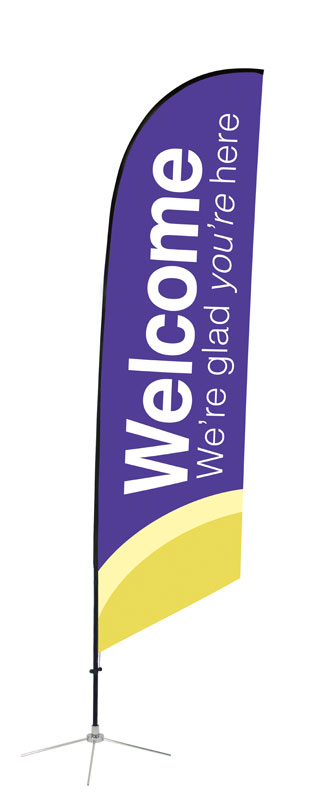 Church Welcome Signs and Wayfinding Banners
