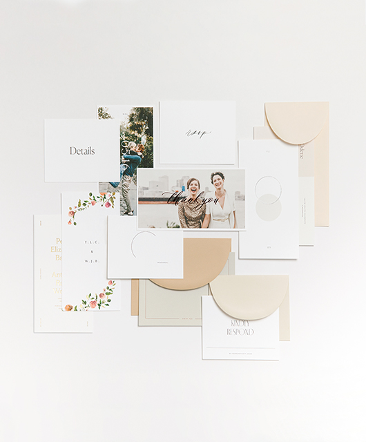 Wedding Suites Sample Kit
