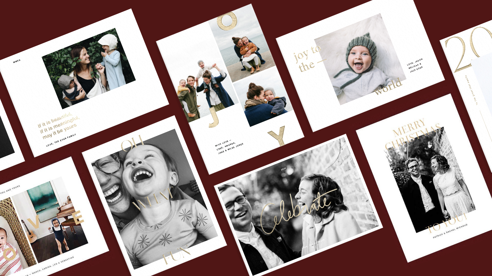 9 photo ideas for your best holiday card yet - Best Holiday Cards