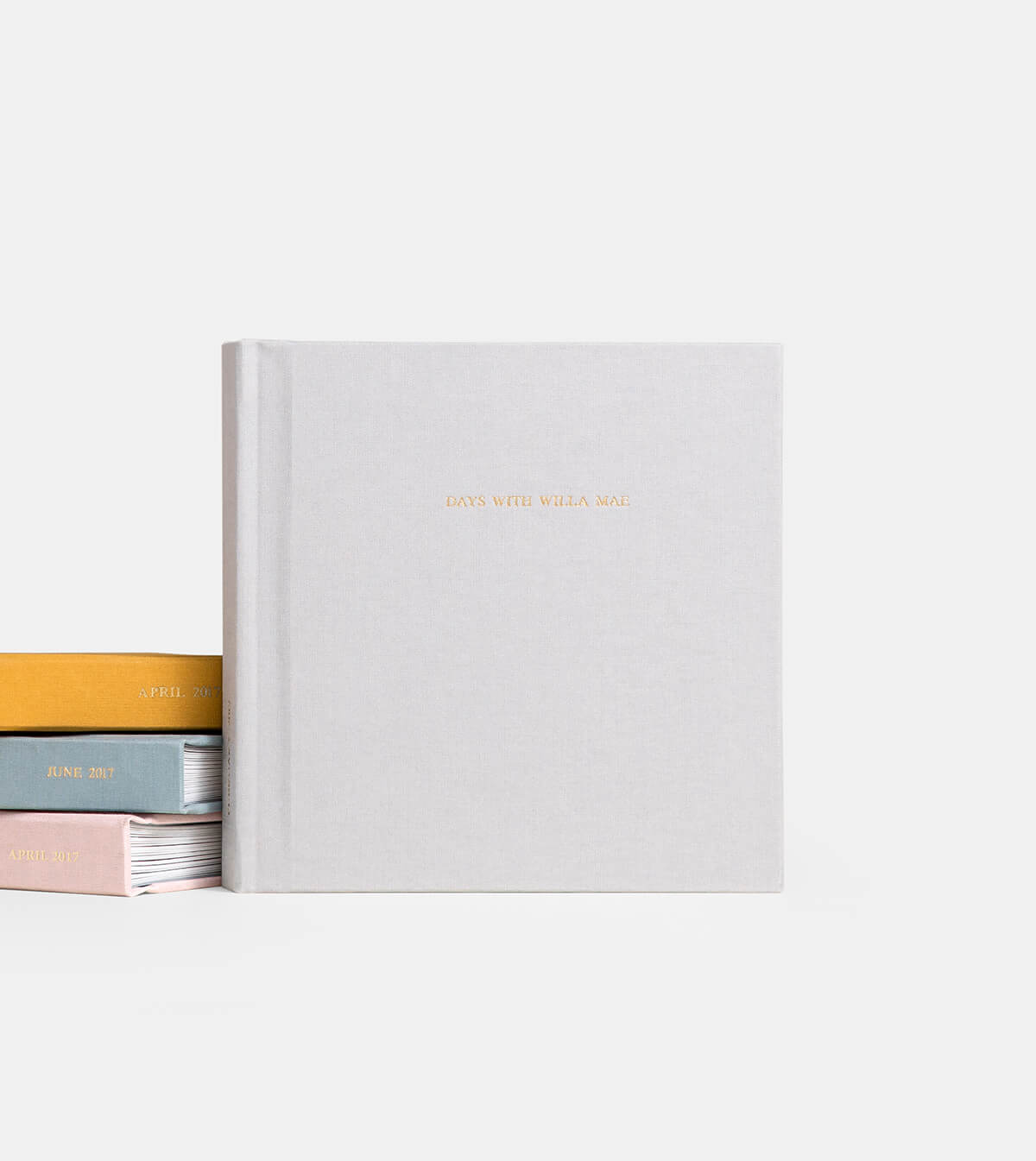 Volumes Photo Book Series