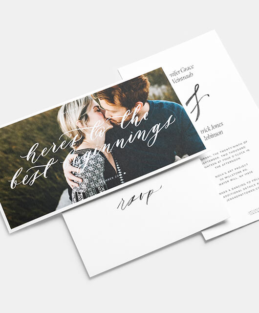 Wedding Card Suites