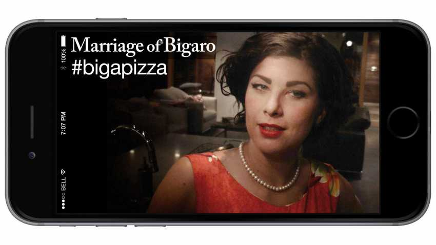 Marriage of Bigaro #BigaPizza