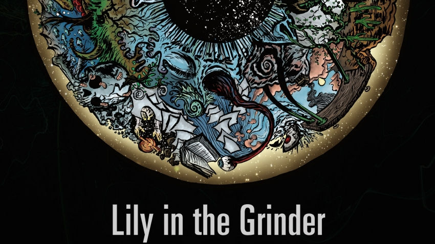 Lily in the Grinder