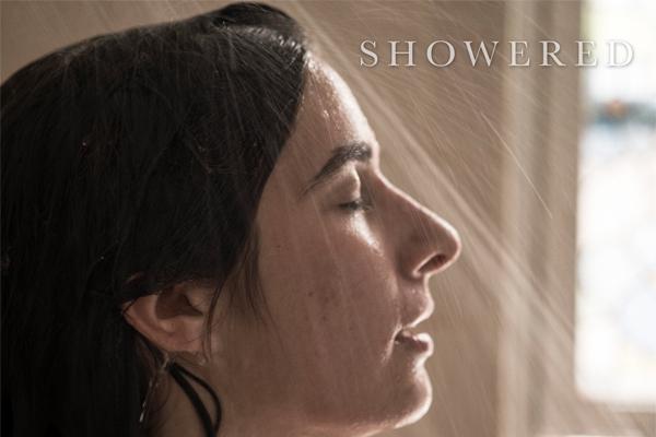 Showered