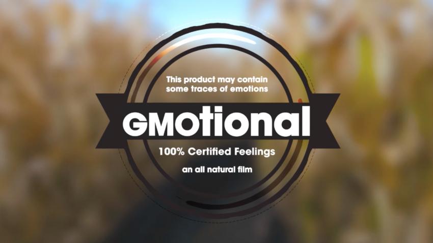 GMOtional Trailer