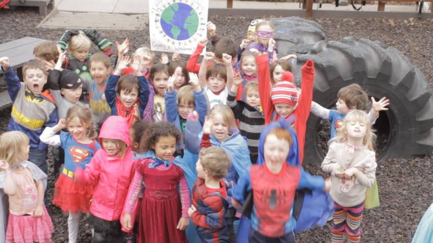 Spirit at Play-Creating a Wonderous World!