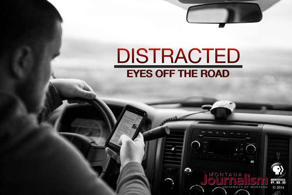 Distracted: Eyes Off The Road