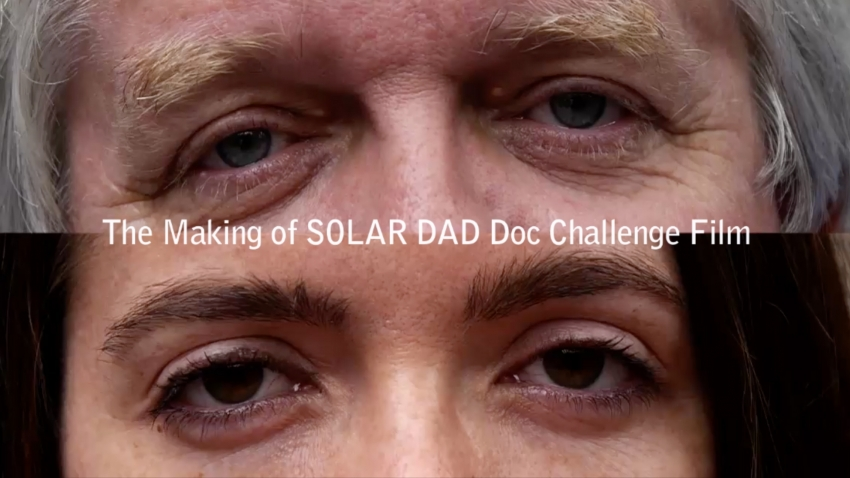 The Making of Solar Dad