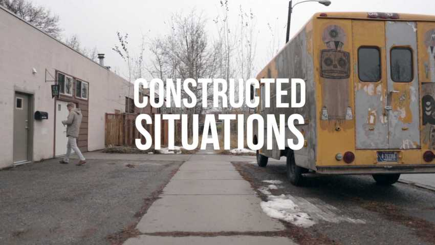 Jack Metcalf: Constructed Situations