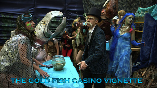 The Gold Fish Casino Vignette