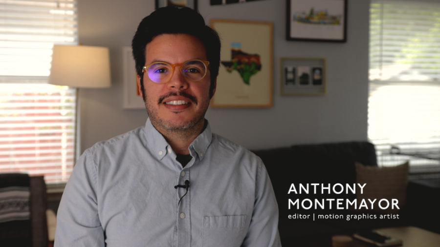 Anthony - The Right Fit for Your Project