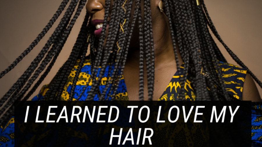 Detangling The Vote I Learned To Love My Hair