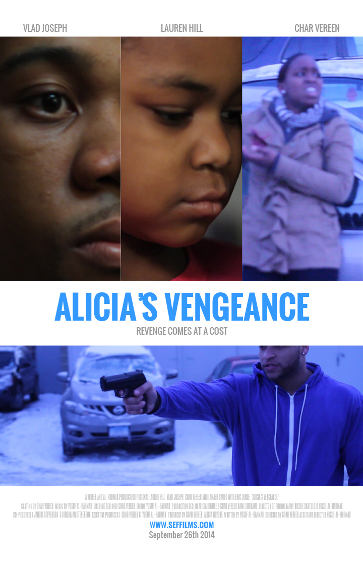 Alicia's Vengeance