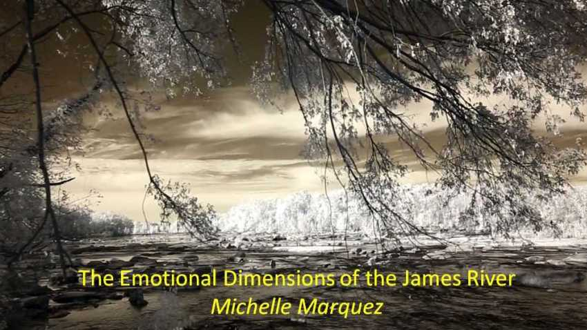 The Emotional Dimensions of the James River