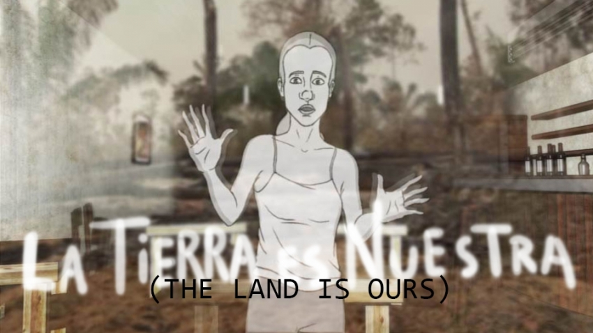 The Land is Ours/La Tierra es Nuestra