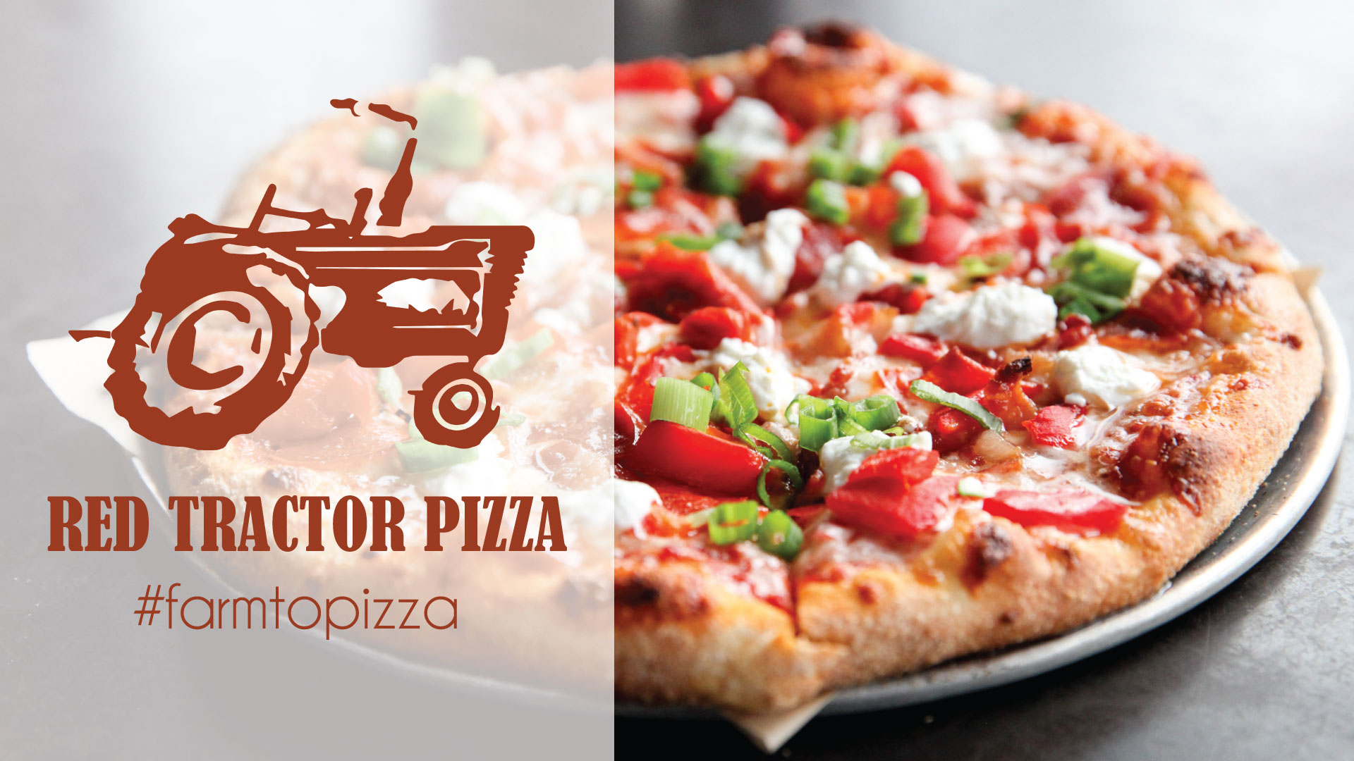 Red Tractor: Farm to Pizza