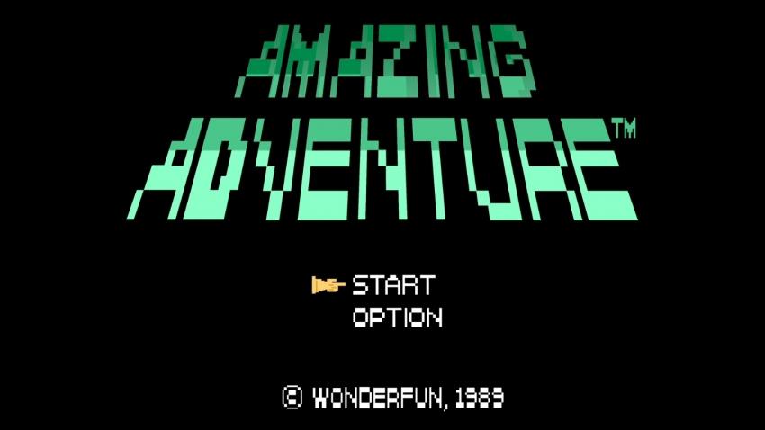 Amazing Adventure