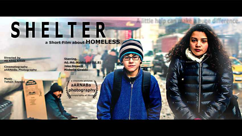 Shelter - a short film about Homelessness