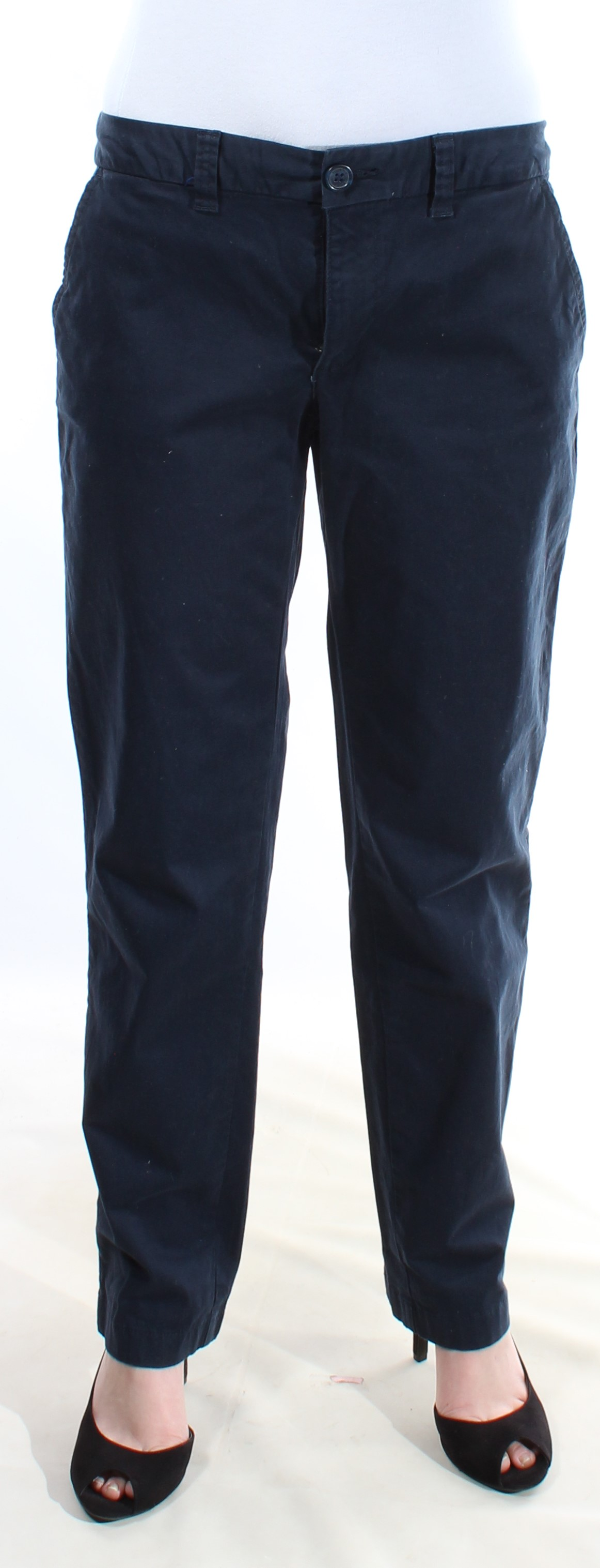 Excellent Tommy Hilfiger Denim Trousers In Blue  Lyst