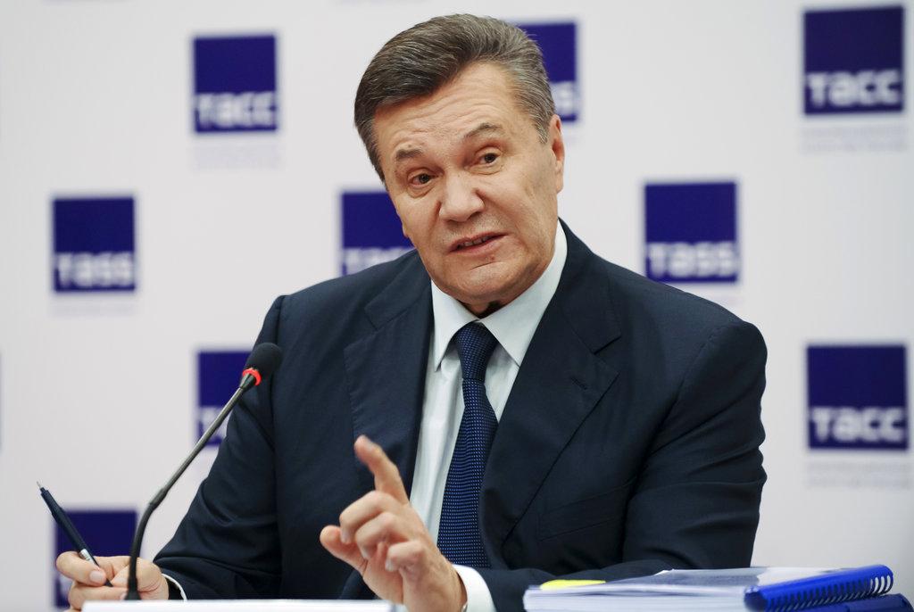 US Says Manafort Secretly Paid Ex-EU Leaders to Pitch Ukraine