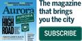 Aurora Magazine - Subscribe!