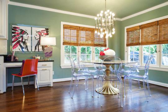 Homes Designer Dining Rooms