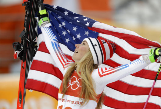 Lindsey Vonn Wins Bronze In What's Likely Her Last Olympic Downhill Race